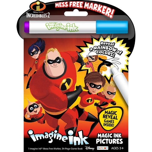 Incredibles 2 Imagine Ink - image 1 of 3