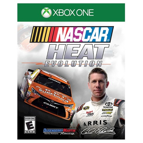 NASCAR Heat Evolution Xbox One - image 1 of 10