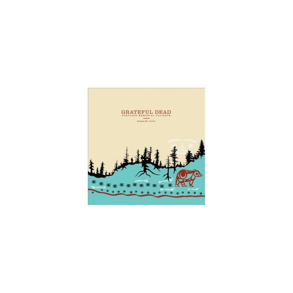 Grateful Dead - Portland Memorial Coliseum Portland O (Vinyl)