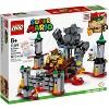 LEGO Super Mario Bowser's Castle Boss Battle Expansion Set Unique Toy for Creative Kids 71369 - image 4 of 4