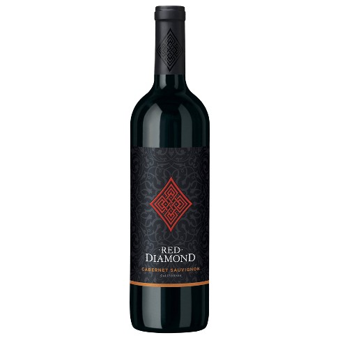 Red Diamond Cabernet Sauvignon Red Wine - 750ml Bottle - image 1 of 4