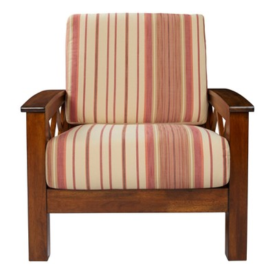Riverwood X Design Armchair - Red- Handy Living
