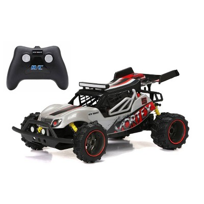 New Bright 1:14 R/C Full Function USB Buggy - Vortex Silver