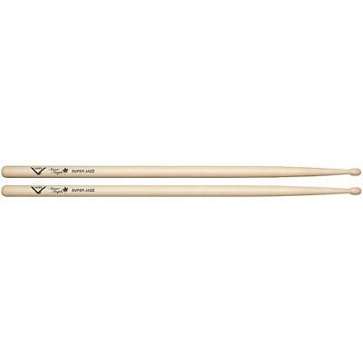 Vater Sugar Maple Drum Stick Super Jazz Wood