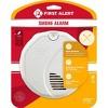 First Alert Dual Sensor Smoke and Fire Alarm Detector SA320CN 2 - image 2 of 4