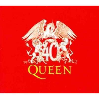 Queen - 40 Limited Edition Collector's Box Set #3 (CD)