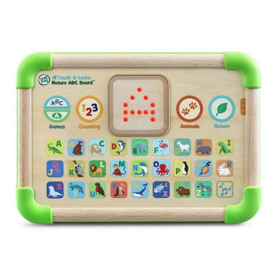 LeapFrog Touch & Learn Nature ABC Board
