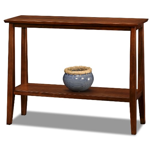 Delton Hall Table Sienna Finish - Leick Home - image 1 of 6