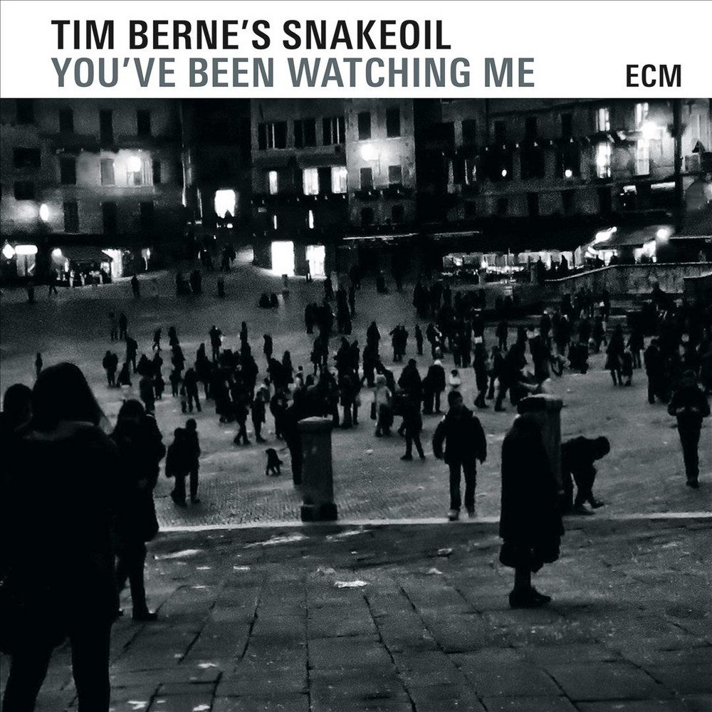 Tim's Snakeoi Berne - You've Been Watching Me (CD)