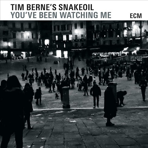 Tim's snakeoi berne - You've been watching me (CD) - image 1 of 1