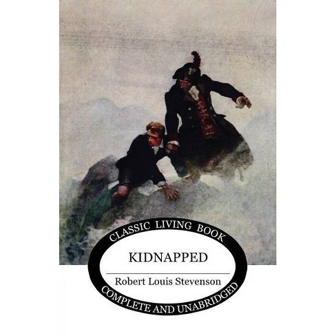 Kidnapped - by  Robert Louis Stevenson (Paperback) - image 1 of 1