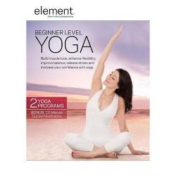 Element: Beginner Level Yoga (DVD)