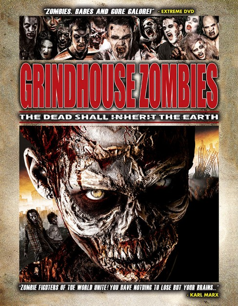 Grindhouse zombies (DVD) - image 1 of 1