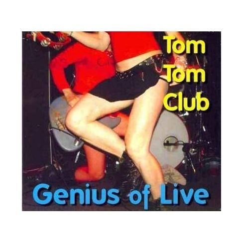Tom Tom Club - Genius of Live (CD) - image 1 of 1