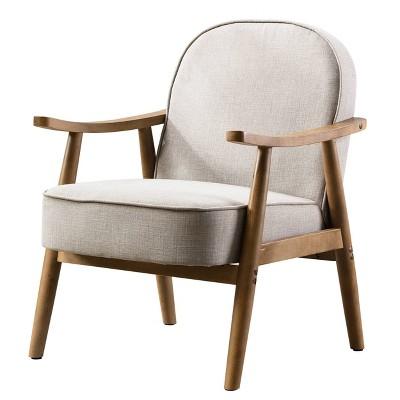 Upholstered Lounge Chair - Kinwell