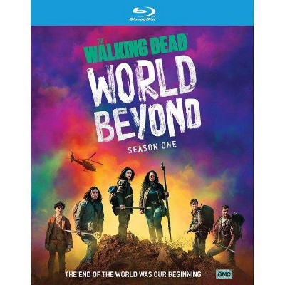 The Walking Dead: World Beyond - Season 1 (Blu-ray)