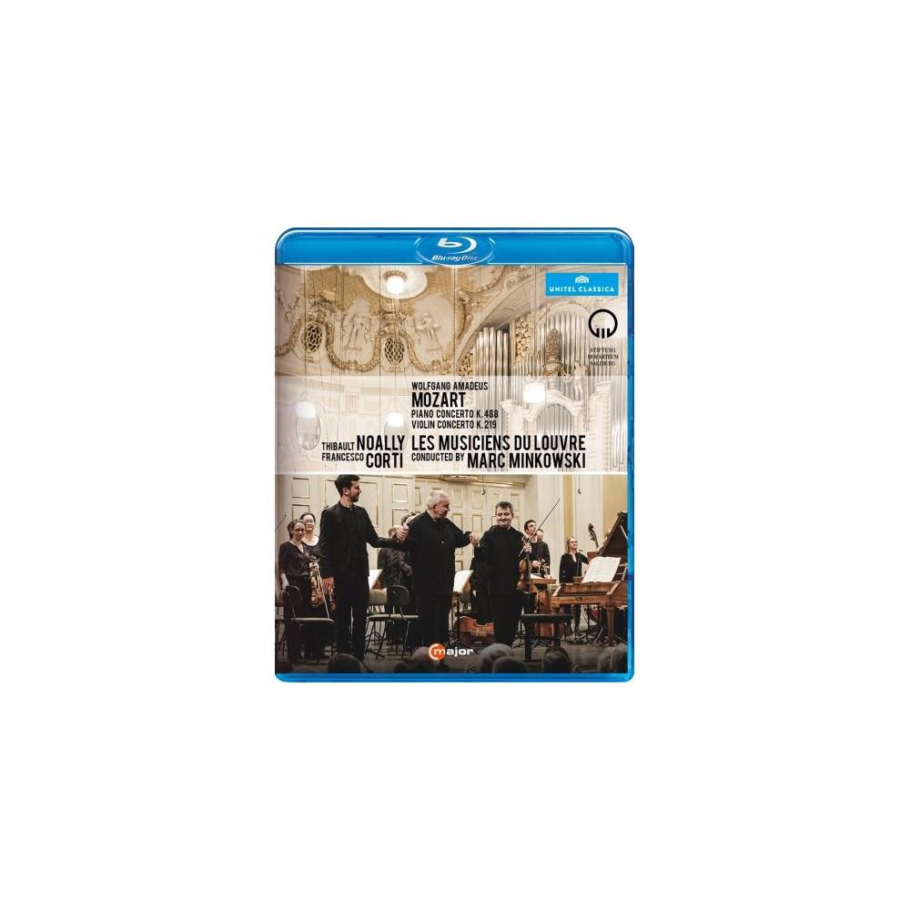 Marc Minkowski At Mozartwoche (Blu-ray)