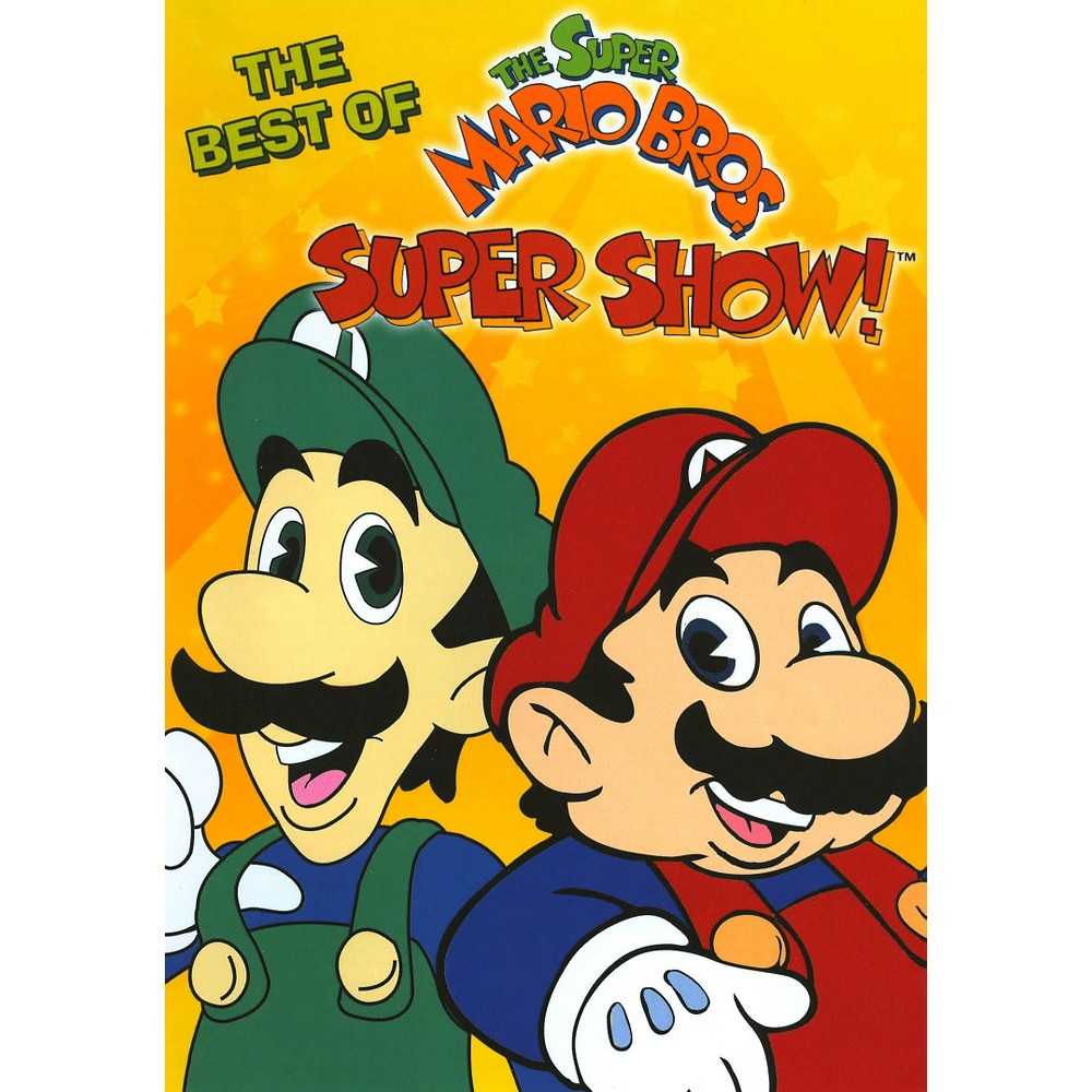 Super Mario Bros. Super Show!: The Best Of (dvd_video)