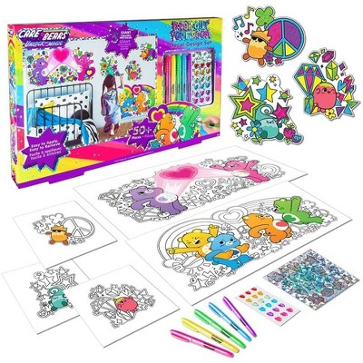 Fashion Angels Care Bears Wall Decal Design Kit