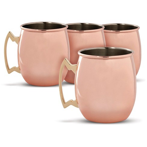 Cambridge® Moscow Mule Mug 20oz Copper - Set of 4 - image 1 of 2