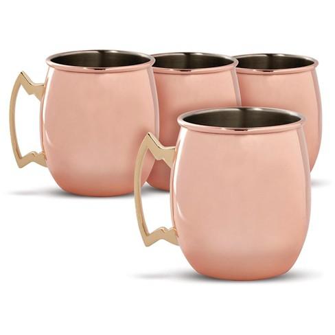 Cambridge Moscow Mule Mug 20oz Copper - Set of 4 - image 1 of 4