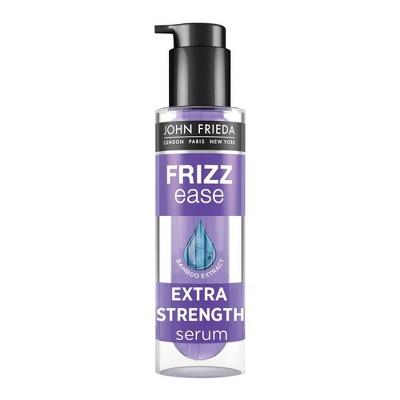 Frizz Ease Extra Strength 6 Effects Anti Frizz Hair Serum for Frizz Control - 1.69oz