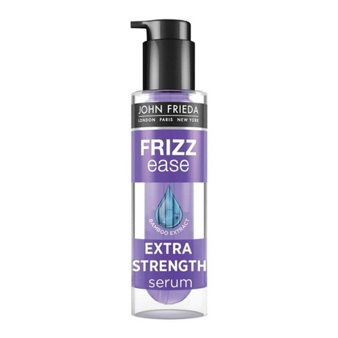Frizz Ease Extra Strength 6 Effects Anti Frizz Hair Serum for Frizz Control - 1.69oz - image 1 of 4