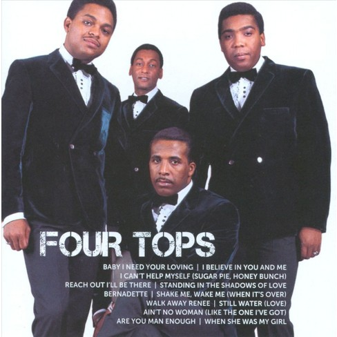 Four Tops - Icon: Four Tops (CD) - image 1 of 1