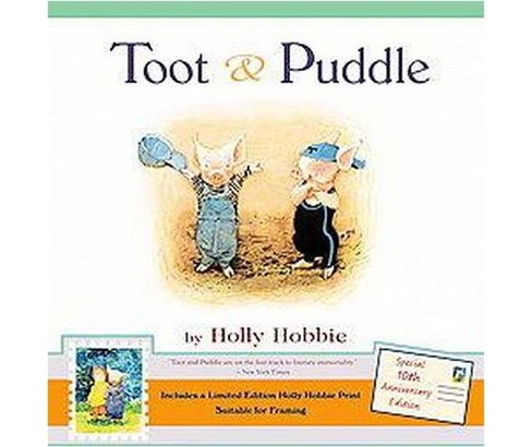 Toot & Puddle (Anniversary) (School And Library) (Holly Hobbie) - image 1 of 1