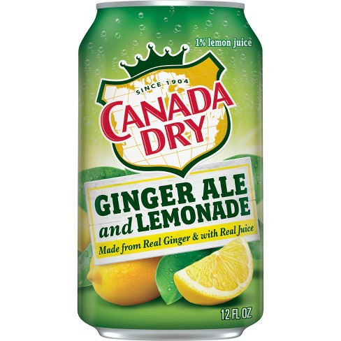 canada ginger ale
