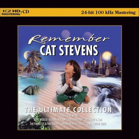 Cat stevens - Remember:Ultimate collection (CD) - image 1 of 1