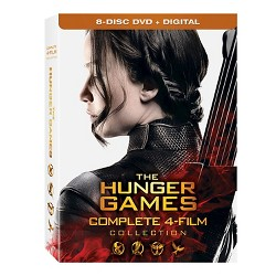 Hunger Games Collection (DVD + Digital)