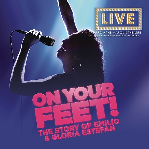 Original cast - On your feet (Ocr) (CD) - image 1 of 1