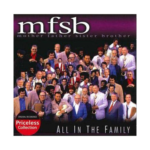 Mfsb - All In the Family (CD) - image 1 of 1