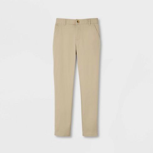 French Toast Young Men's Uniform Chino Shorts - Khaki - image 1 of 2