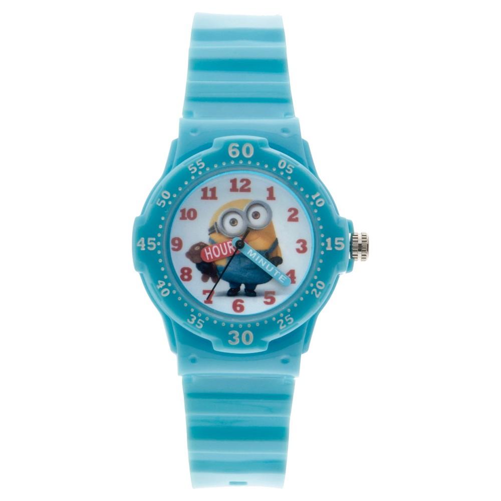 Kid's Despicable Me Watch - Blue, Kids Unisex