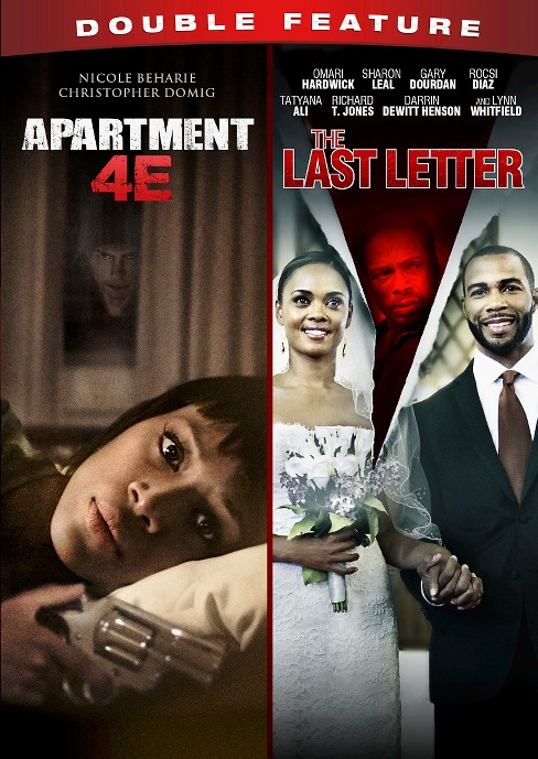 Apartment 4e/Last letter (DVD) - image 1 of 1