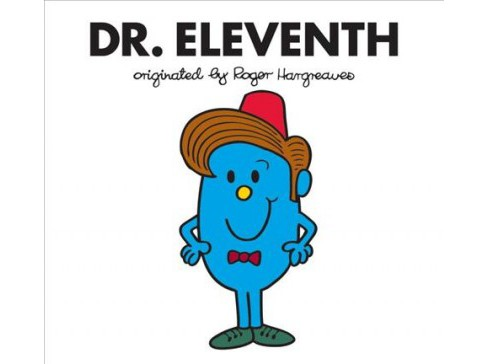 Dr. Eleventh (Paperback) (Adam Hargreaves) - image 1 of 1