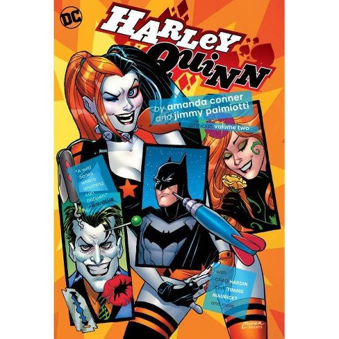 Harley Quinn by Amanda Conner & Jimmy Palmiotti Omnibus Vol. 2 - by  Jimmy Palmiotti & Amanda Conner - image 1 of 1