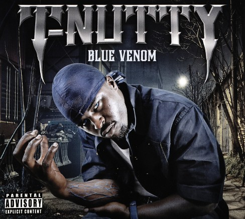 T-nutty - Blue Venom (CD) - image 1 of 1