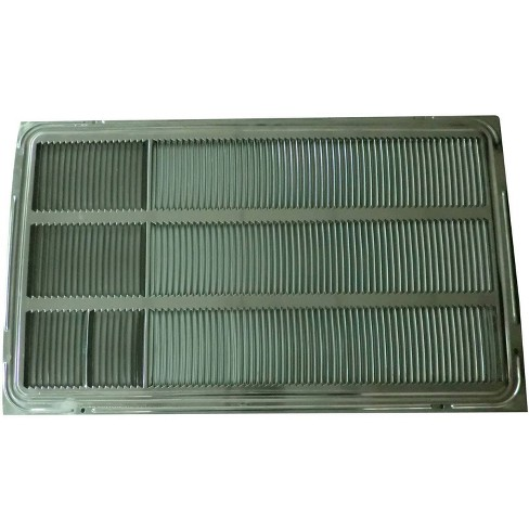 """LG Electronics 26"""" Wall Sleeve Stamped Aluminum Rear Grille - image 1 of 1"""