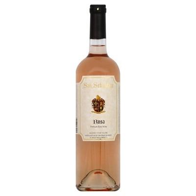 San Sebastian Rosa Blush Wine - 750ml Bottle