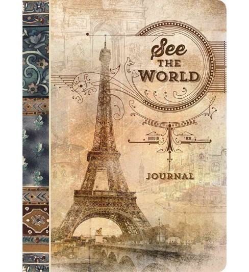 See the World : Travel Paperback Journal - image 1 of 1