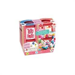 Tutti Frutti Sparkling Carnival Scented Modeling Dough 4pk