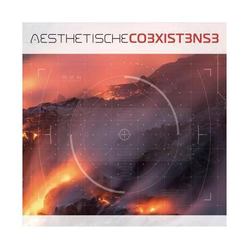 Aesthetische - Co3xist3ns3 (CD) - image 1 of 1