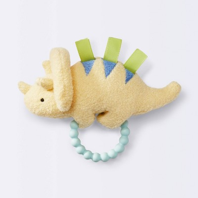 Soft Dinosaur Toy - Cloud Island™ Yellow
