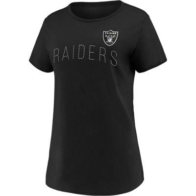 NFL Las Vegas Raiders Women's Short Sleeve T-Shirt