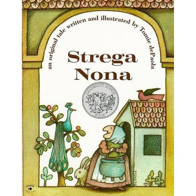 Strega Nona - (Aladdin Picture Books)by Tomie dePaola (Paperback)