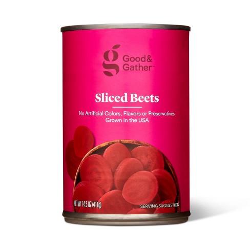 Sliced Beets 14.5oz - Good & Gather™ - image 1 of 2