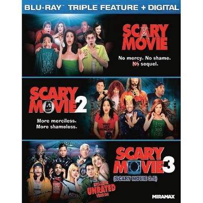 Scary Movie Collection (Blu-ray + Digital)(2020)